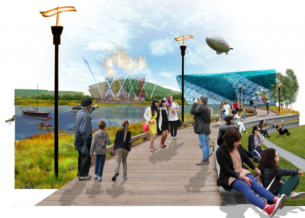 A re-imagined waterfront public park as a bioremediation filter for the Anacostia River